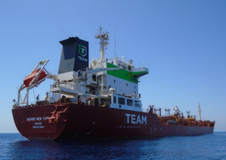 ISS expands European business with Team Tankers International