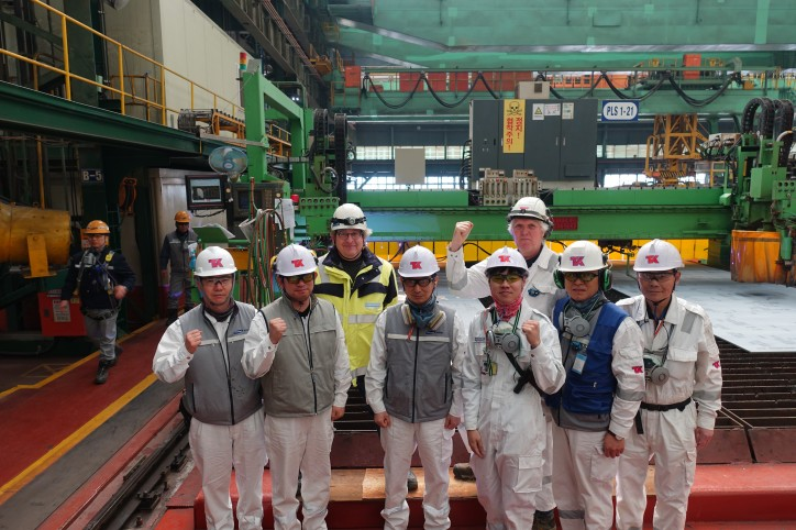 Teekay Offshore: Construction of the fourth and final E-Shuttle Tanker Newbuilding Underway