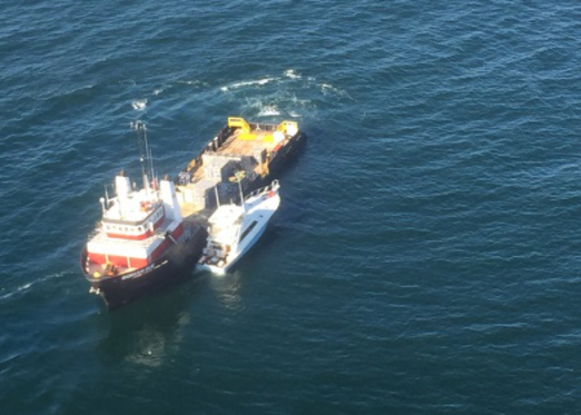 U.S. Coast Guard, good Samaritans rescue 9 from vessel near South Pass