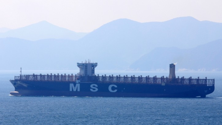 Ocean Yield ASA Announces the Delivery of Container ship MSC Mirjam With 15 years Charter