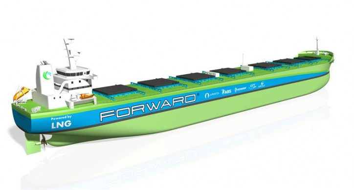 Eniram signs MoU to participate in Project Forward for developing new generation of bulk carriers
