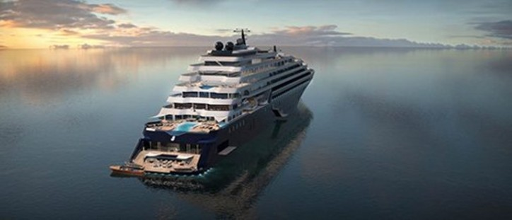 "ABB to power Ritz Carlton Yacht Collection's first vessel dubbed the ""anti-cruise ship"""