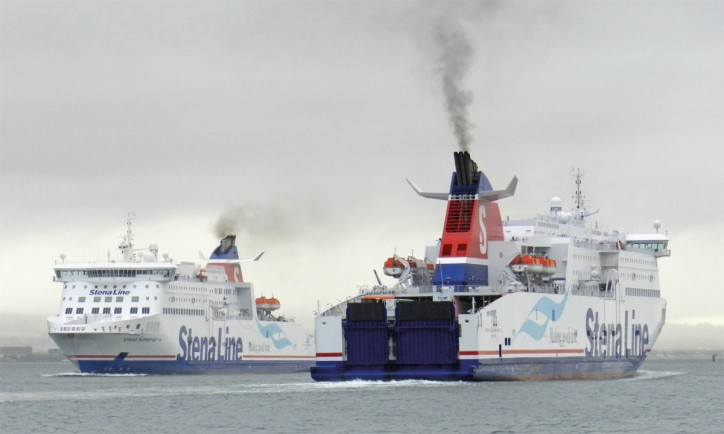 Stena makes substantial investment in Superfast VII and Superfast VIII