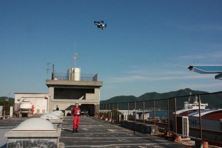 Tsuneshi drones