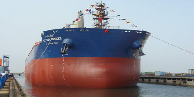 Ceylon Shipping Corporation's two bulk carriers ready to deploy
