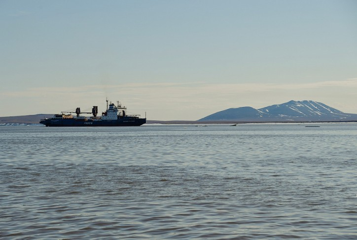 FESCO will open seasonal navigation to the ports of Chukotka in early June