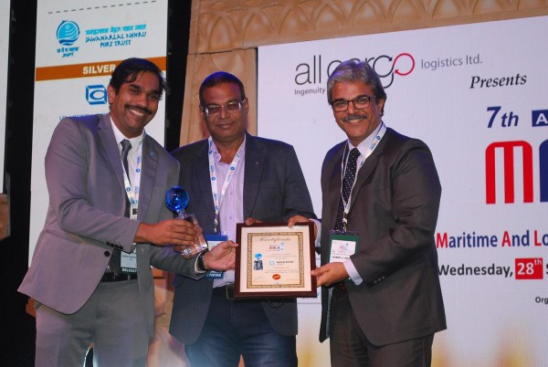 Maersk Line wins Container Shipping line of the year at MALA Awards 2016