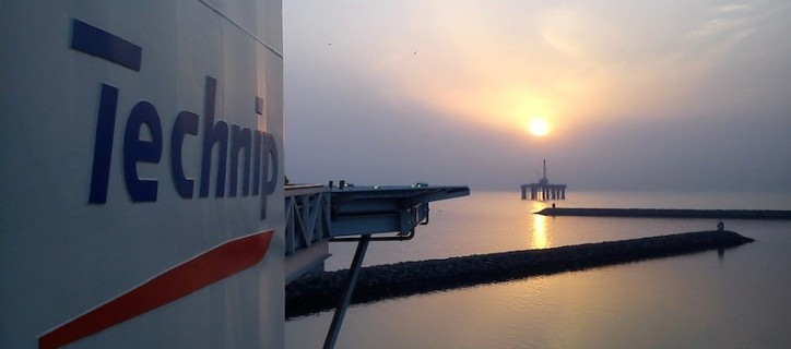 Technip awarded a subsea contract in Malaysia