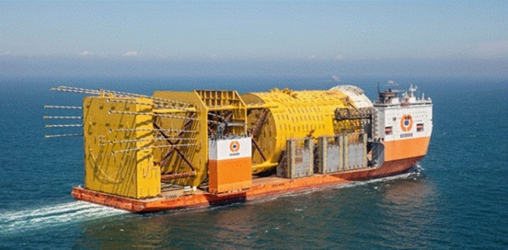 Boskalis completes successful Aasta Hansteen float-over installation (Video)