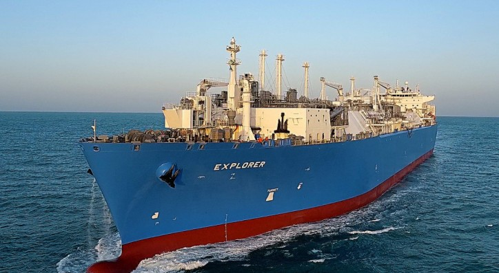 Excelerate Energy's FSRU Achieves Unprecedented Milestone in LNG Industry (Video)
