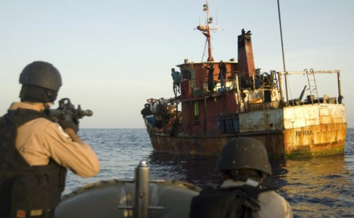 Denmark pulling out of the fight against Somali pirates