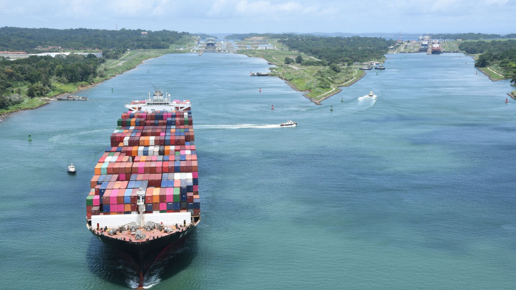 The Panama Canal Implements Speed Limits to Protect Whales