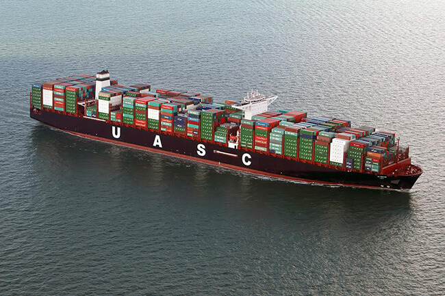 World's greenest ultra-large container vessel calls Red Sea Gateway Terminal in Jeddah Islamic Port