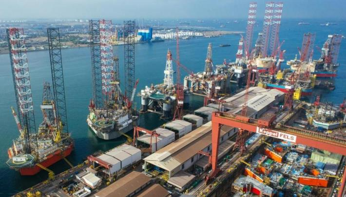 Keppel AmFELS delivers harsh environment land rig 41 days early