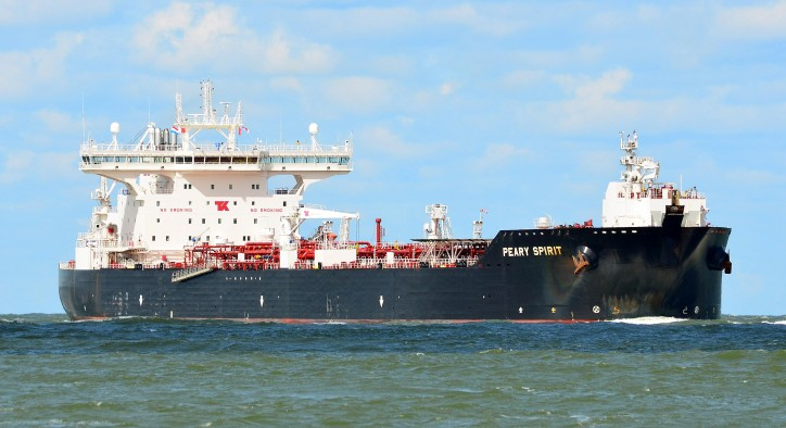 PEARY SPIRIT - IMO 9466130