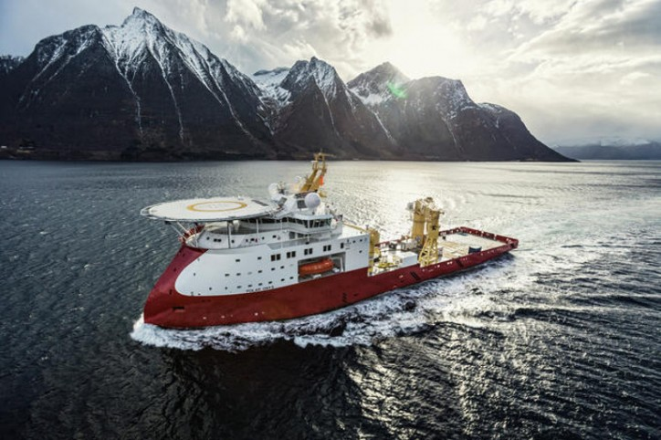 GC Rieber Shipping signs four month charter for the Polar Onyx
