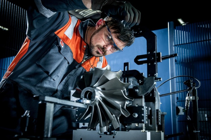 Wärtsilä invests in strengthening its turbocharger services