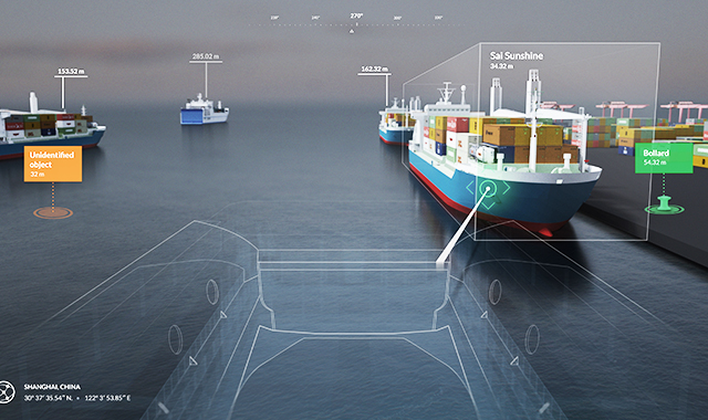 Rolls-Royce and Stena Line to work together to develop intelligent awareness for ships