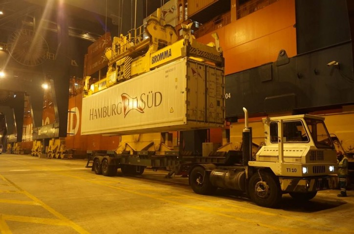 The Port of Philadelphia anticipates first shipment of Brazilian beef into U.S.