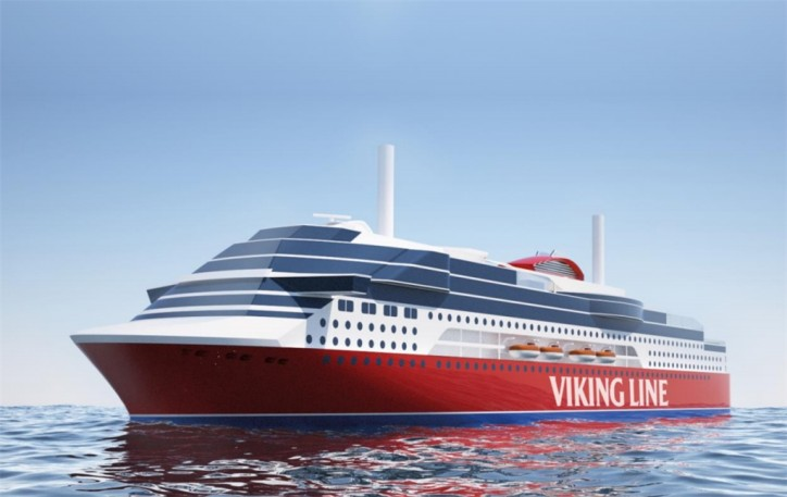 Viking Line signs LOI with Xiamen Shipbuilding for the construction of LNG-powered passenger ship