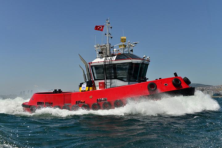 Sanmar Shipyard Delivers First Gökçay Series' Vessel