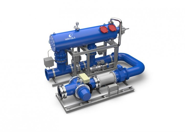 Efficiency of Wärtsilä Ballast Water Management Systems validated by strong demand