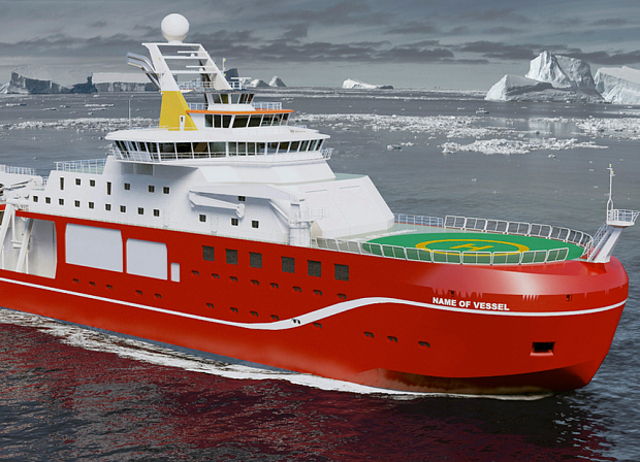 Cammell Laird to Build Polar Research Ship
