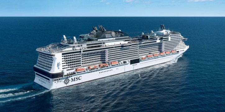 Port of Kiel strengthens its partnership with MSC Cruises