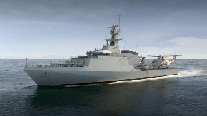 "UK is getting a new Royal Navy ship to guard against ""Russian aggression"""
