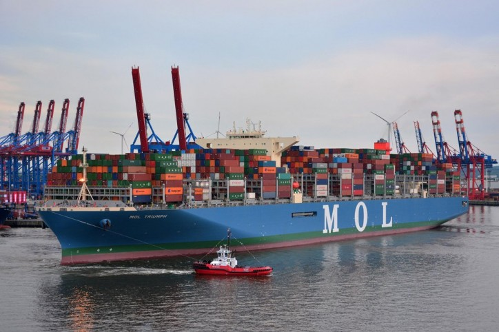 MOL and KotugSmit team up for smart operations