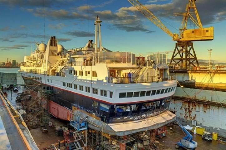 Seaspan completes work on unique Arctic cruise vessel
