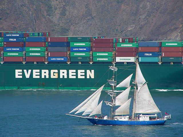 Taiwan's Evergreen orders ten 2,800 TEU Class vessels from Imabari