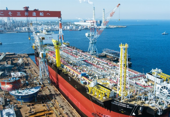 "Next generation design for a FPSO Hull Platform – the ""Mitsui noah-FPSO Hull"" – has been granted AIP by Bureau Veritas"
