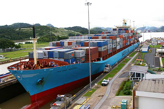 Maersk welcomes the Panama Canal expansion