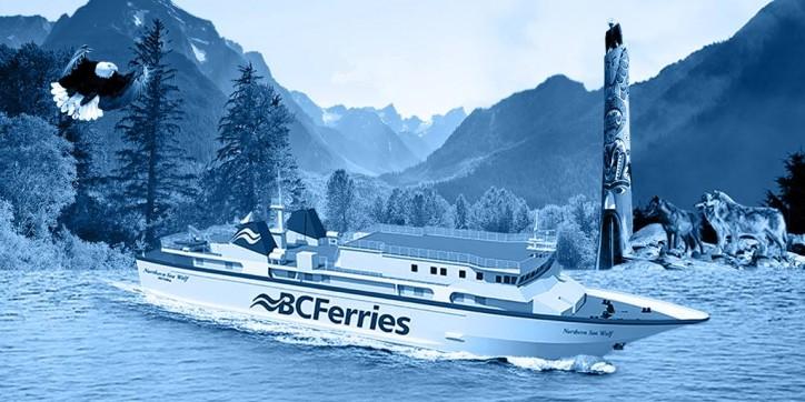 Northern Sea Wolf joins BC Ferries' fleet