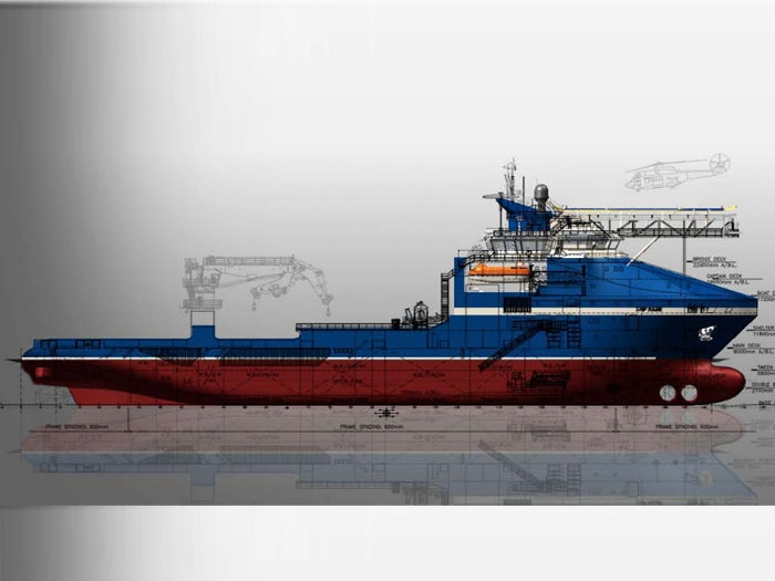 SENER Begins Developing Multipurpose Subsea Support Vessel