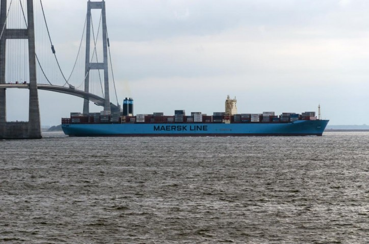 Danish merchant fleet  increased markedly