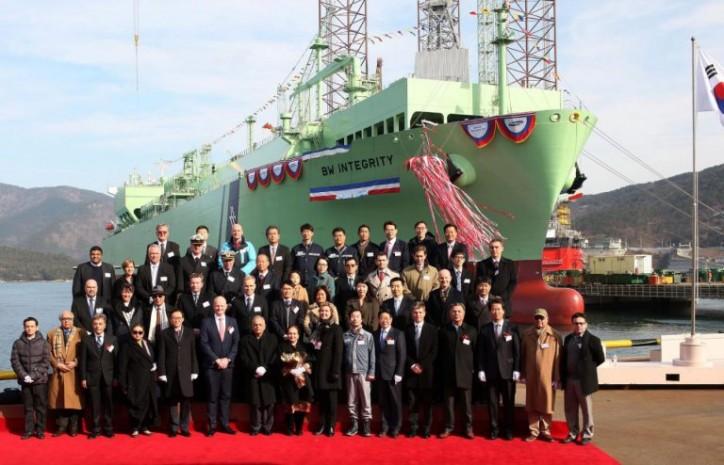 BW names second LNG FSRU newbuilding the BW Integrity