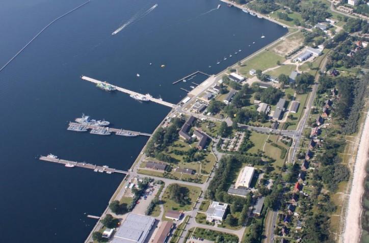 NATO eyes dispatching warships to German naval base Warnemünde