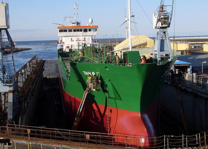 Gothia Orders Four LNG-Powered Chemical Tankers