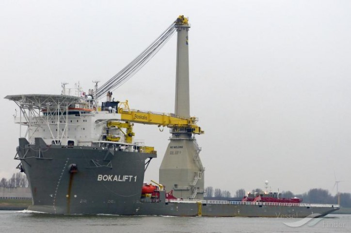 Boskalis Acquires Triton Knoll OWF Cabling Contract