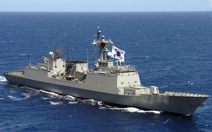 Three Korean sailors taken by pirates near Ghana