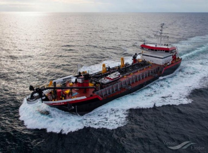 U.S. Dredging Industry Invests in American Workers, New State-of-the-Art Technology to Deliver Four New Vessels for Critical Infrastructure Projects