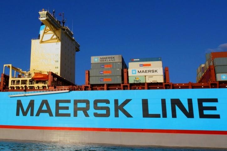 Mayview Maersk Triple-E