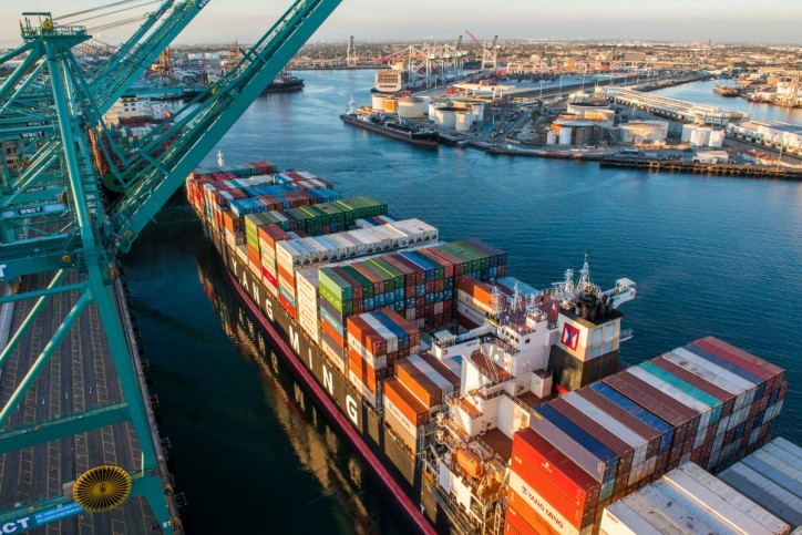 Port of Los Angeles Reports Overall Gains Of 10 Percent In First Quarter, With March Cargo Volumes Up 29 Percent