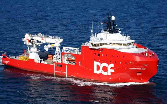 DOF Subsea announces that Skandi Vinland has commenced its contract with Husky Energy in Canada