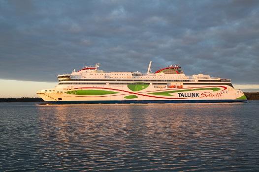 LNG Ferry Megastar Delivered By Meyer Turku Shipyard To Tallink