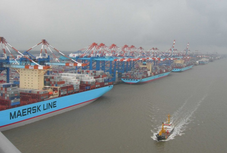 Maersk Line improves Asia – North Europe network (Video)