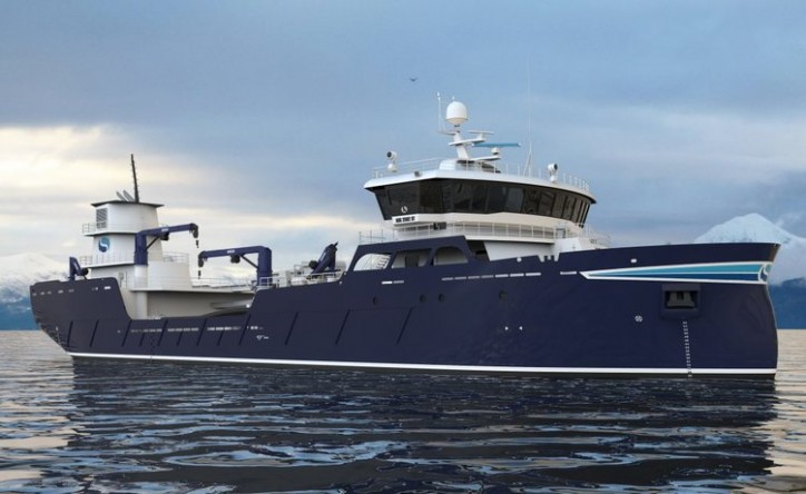Aas Mek places contract for Sølvtrans vessel