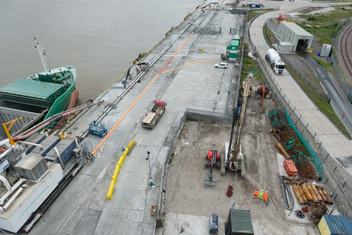 Eagle's eye: New KENT radar for Port of London Authority